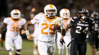 Evan Berry Tennessee Highlights 2014-2016  HD