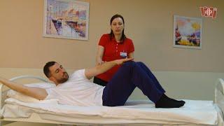 Дыхательная гимнастика при пневмонии в трех частях: Утро - День - Вечер.