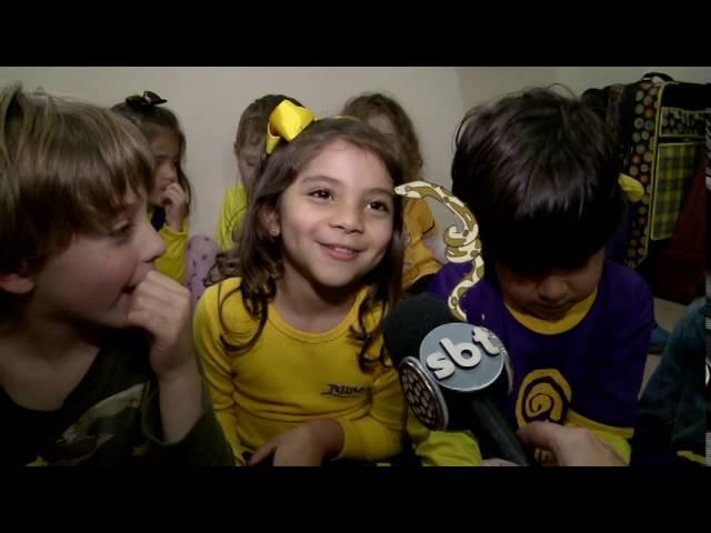 Escola Trilhas é fonte de reportagem sobre o medo na Infância