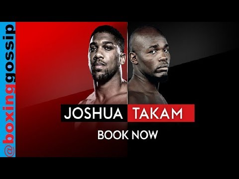 Anthony Joshua Vs Carlos Takam - Full post fight thoughts - Heavyweight boxing analysis