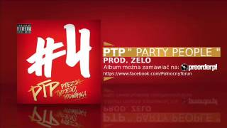 # 1 PTP- PARTY PEOPLE