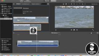 Уроки iMovie Водяной знак в iMovie 2015