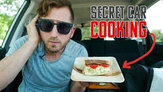 What I Cooked As an Undercover Private Investigator