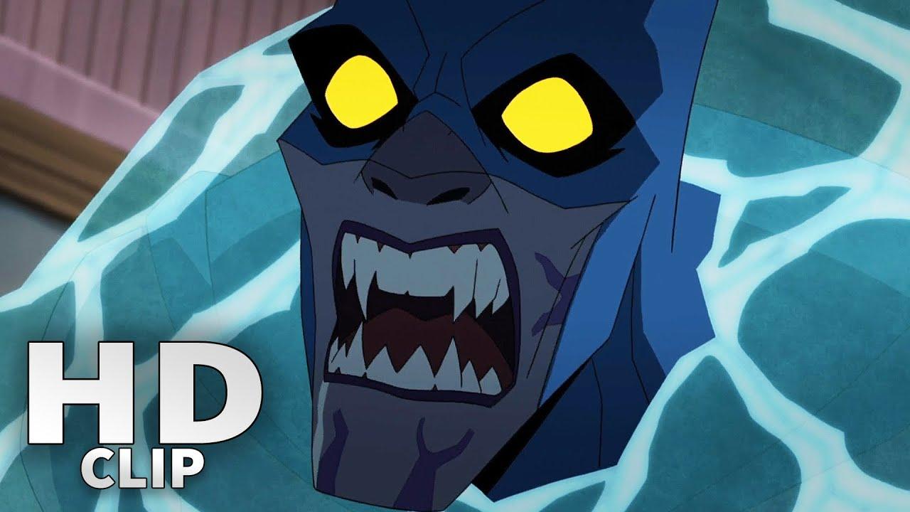 Batman Becomes Real Bat | Batman vs. Teenage Mutant Ninja Turtles