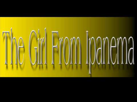 Antonio Carlos Jobim ~ The Girl From Ipanema