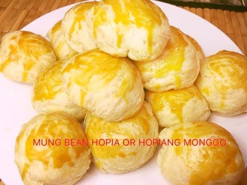 How To Make Mung Bean Hopia Or Hopiang Monggo 21 Youtube
