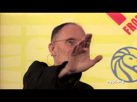 William Gibson | LIVE from the NYPL