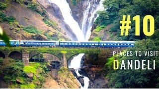 Top 10 Tourist Places in Dandeli | Amazing Places in Dandeli | Tourism | #020