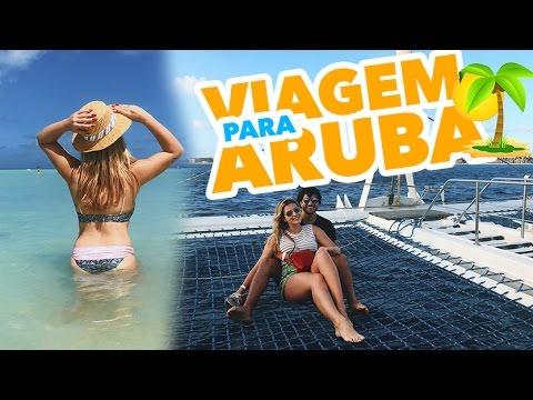 CHEGAMOS, ARUBA! #Aruba1
