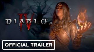 Diablo 4 - Barbarian, Sorcerer & Druid Official Gameplay Trailer | Blizzcon 2019