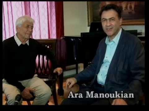 Ardzagang Armenian TV Presents: Interview of Ara Manukyan with Composer Robert Amirkhanyan.