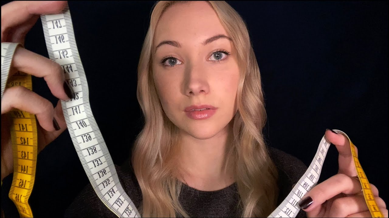 ASMR Fast 5 Minute Measuring You