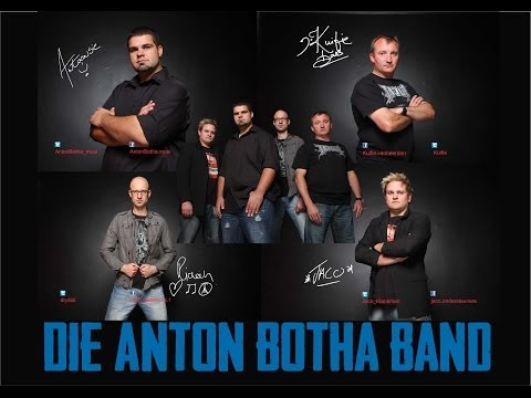Anton Botha Band – Born to be Wild THE ENCORES