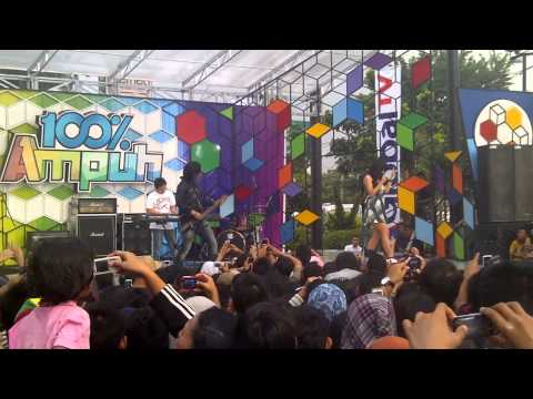bella wang feat charly setia band tentang suara hati 100% Ampuh global tv