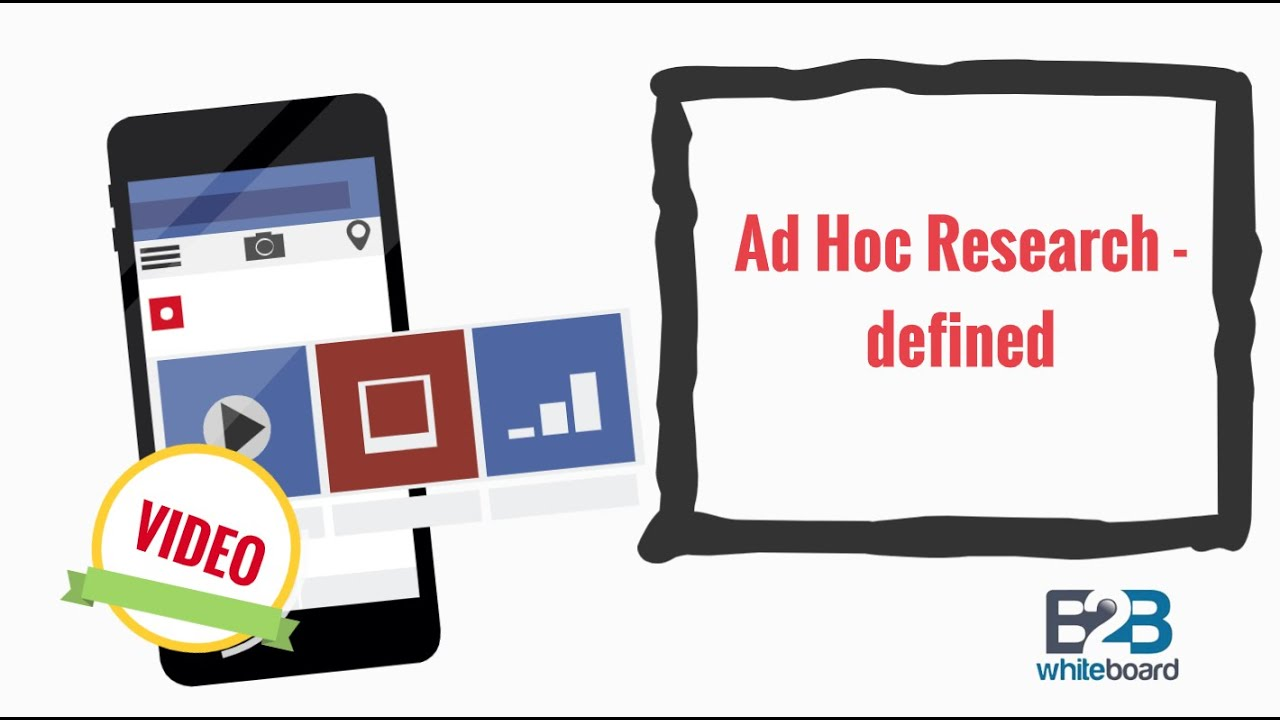 ad hoc research Ad-hoc reporting is a model of business intelligence (bi) in which reports are built and distributed by nontechnical business intelligence users in other words, with ad-hoc reporting, all the technical user does is set up the bi solution, connect it to the data-sources, establish security .
