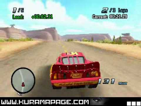 Cars Video Game скачать торрент img-1