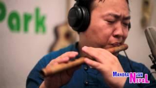 Choli Ramro Flute  Instrumental - Nagendra Rai _ Manoranjan Nepal