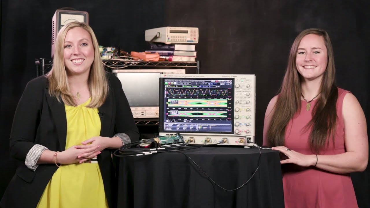 Download What is Crosstalk and How to Identify it With an Oscilloscope - Scopes University - (S1E9)