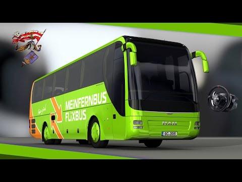 Bus Simulator 🚌 MAN Lions Coach C 🚍 Berlin nach Dresden 🏨 Offizielle Strecke 🌍