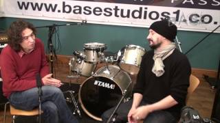 CLINT MANSELL Interview - The Base Sessions