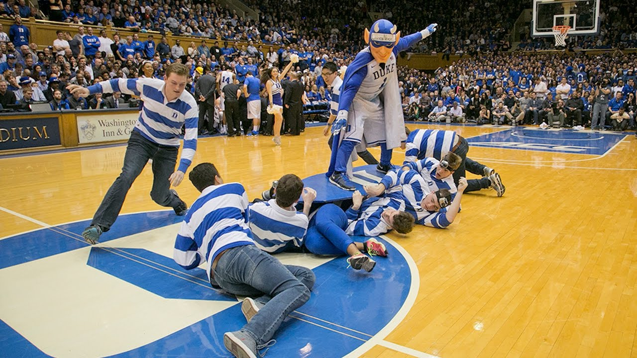 Image result for the duke pep band wipeout surf