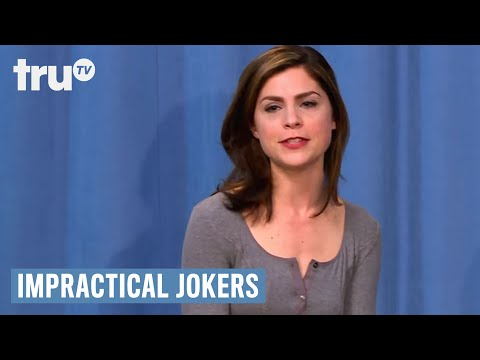 Impractical Jokers – Q Versus Women's Rights (Punishment) | truTV