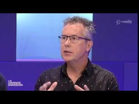 TV Vendée  La Grande Émission  21 juin 2016  FabLab et MédiaLab