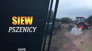 SIEW PSZENICY 6HA | AndrzejWielkiR