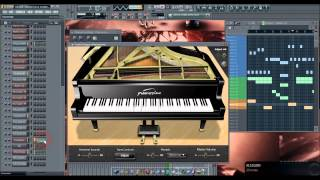 Rap beat FL studio DSK strings HQ