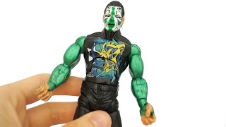 Jeff Hardy TNA Impact Wrestling Series 7 Figure Unboxing, Review & PARODY!?
