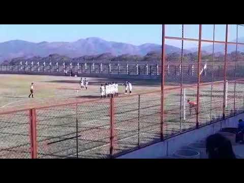 GOL CHEO  JUVENTUD PUESTO VIEJO 2 ATLETICO EL CARMEN 0 Y MIRA