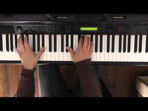 Jamiroquai - Virtual Insanity - Piano Cover