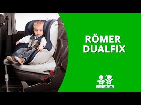 Автокресло Romer Dualfix (Ремер Дуалфикс)