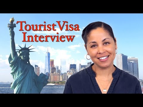 Tips For USA Tourist Visa Interview - B1/B2 Visa Interview Questions
