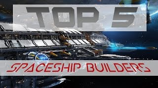 Top 5 Juegos de Construcción de Naves / Top 5 Spaceship builder games