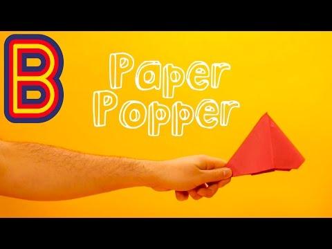 Paper Popper | Beano Makes