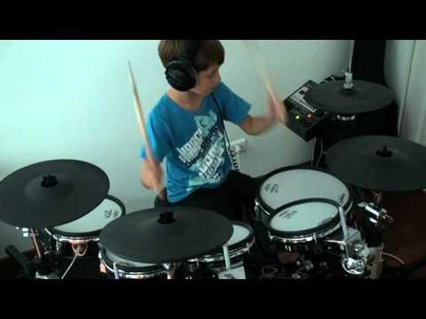 Three Days Grace  Scared  Drum   Mathieumpg