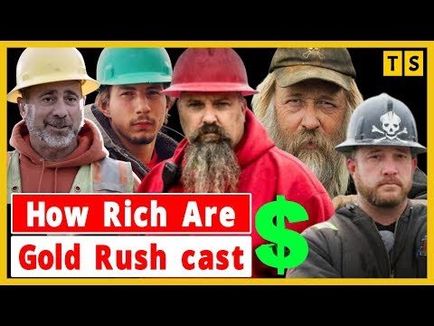 Gold Rush Cast Net Worth & Salaries; How much does Gold Rush cast make?