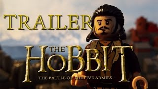 LEGO The Hobbit: The Battle of the Five Armies - Teaser Trailer
