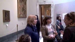 Поездка в Рим (март 2015) Музей Ватикана часть- 1 .(Экскурсия музей Ватикана .Кому интересно, что сколько стоит, где покупали ваучеры на экскурсии, сколько..., 2015-04-03T09:30:57.000Z)