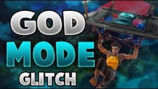 HOW TO GET GOD MODE ON FORTNITE BATTLE ROYALE! *NEW GLITCH 2018*