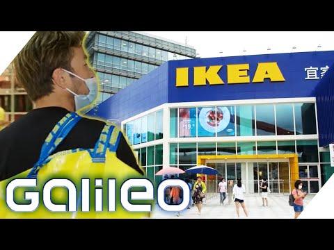 Neues Konzept beim modernsten IKEA der Welt | Galileo | ProSieben