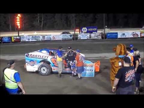 Brewerton Speedway - July 16, 2016 - Modified Main