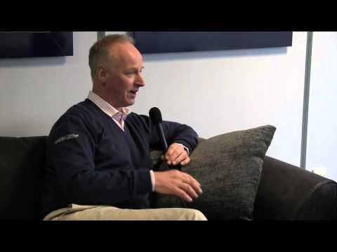 Exclusive chat with De Boer's John Cochrane