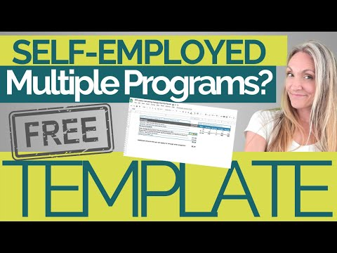 Can Self-Employed Apply to Unemployment, SBA & PPP? **Multiple Stimulus Programs**