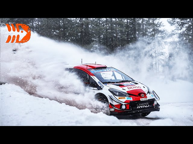 Arctic Rally Finland 2021 - Day 1 Review