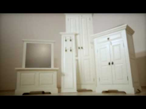 Das Badmöbelset mit dem Landhaus-Feeling - YouTube