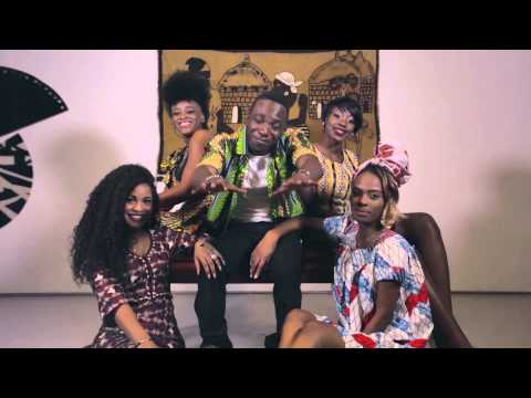 J-RIO - FEMME AFRICAINE (OFFICIAL VIDEO HD)