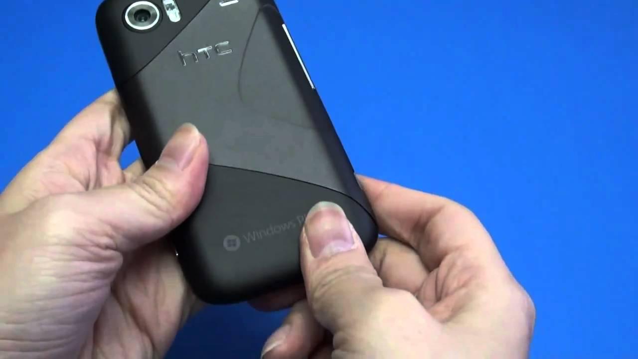 HTC 7 Mozart T8698 1800mAh Mugen Power Extended Battery [HLI ...