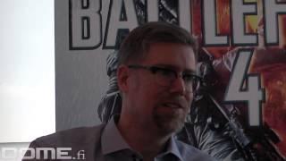 Dome: Battlefield 4 haastattelu - osa 2/2